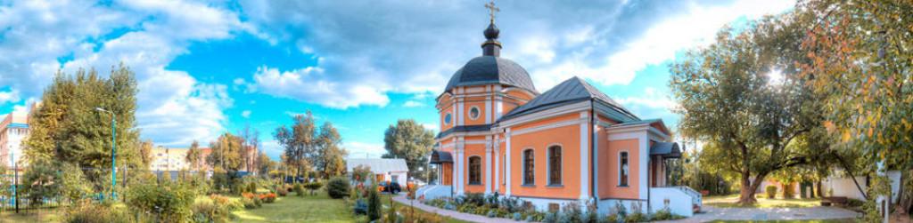 Преображенский храм в Кореневе, пос. Красково